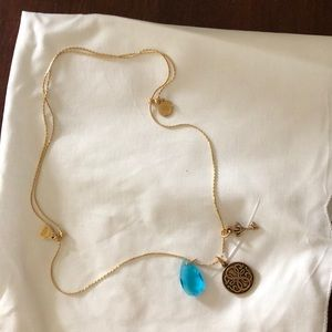 Alex and Ani charm necklace